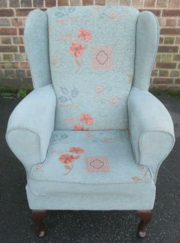 Armchair with Wingback